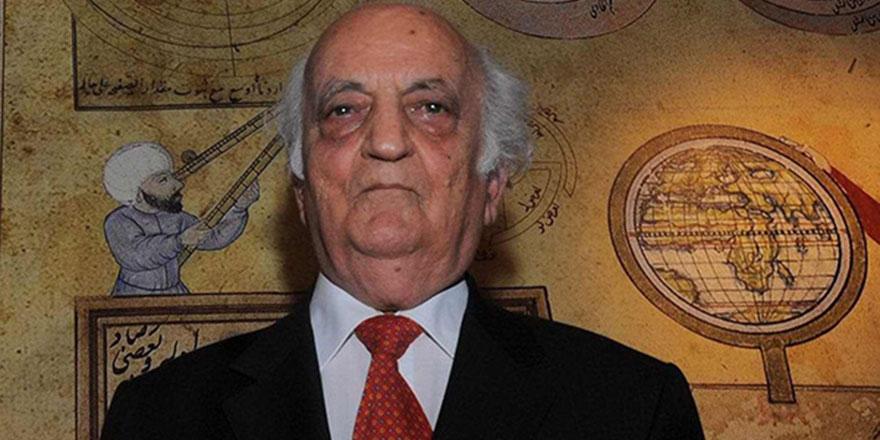 Prof. Fuat Sezgin: Sadece Allah'a inanacaksın başka hiçbir şeye değil