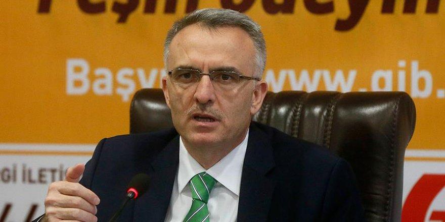 Vergi borcu yapılandırması için 3 milyon 786 bin başvuru oldu