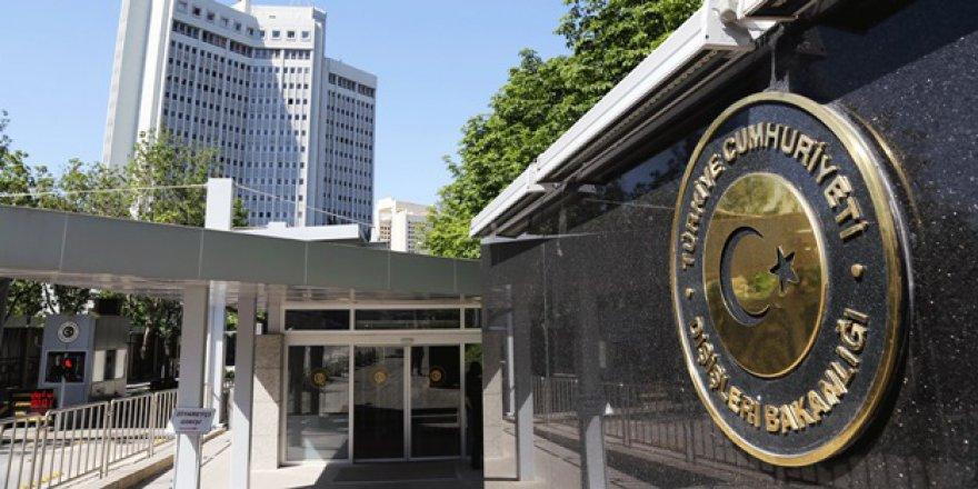Türkiye, Makedonya'daki siyasi krizden kaygılı