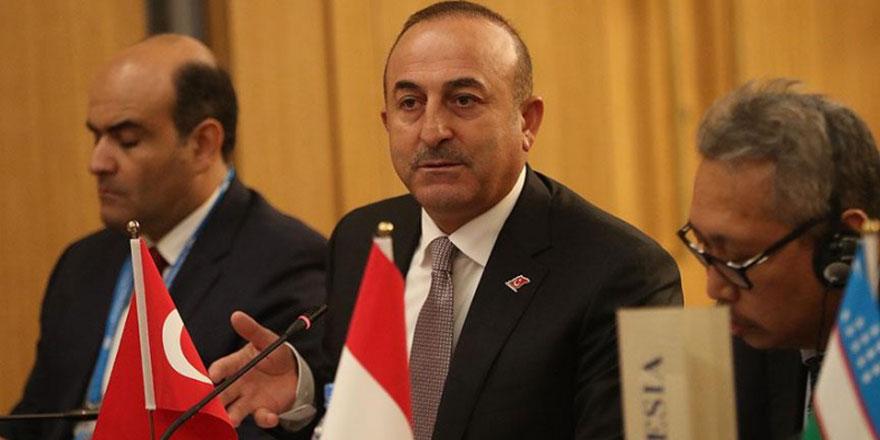Dışişleri Bakanı Çavuşoğlu'dan Beşşar Esed açıklaması