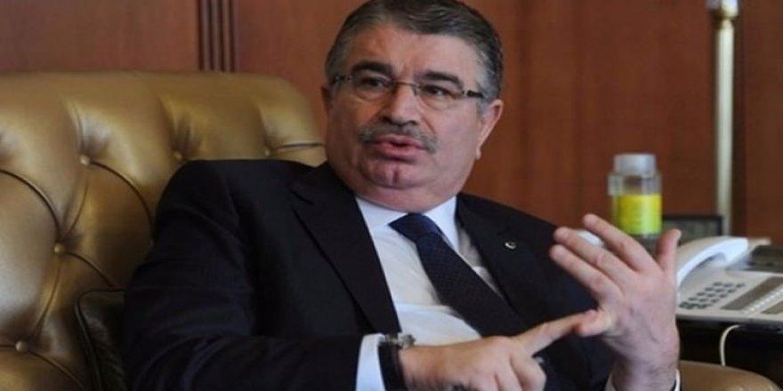 İdris Naim Şahin komisyona gitmedi!