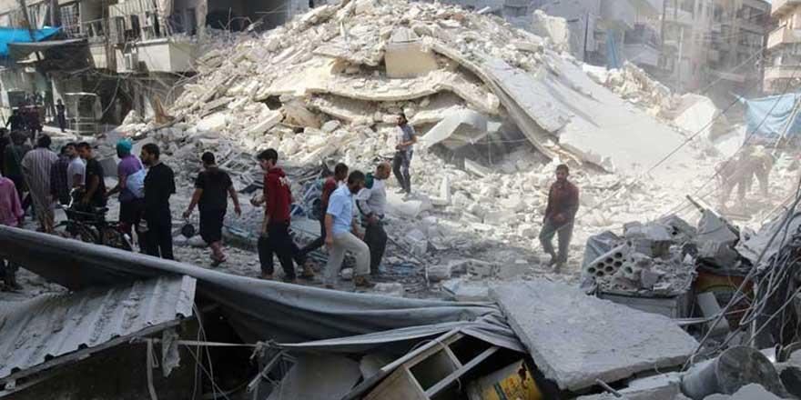 Rusya lutfetti! Halep'te 11 saat kimseyi öldürmeyecek!