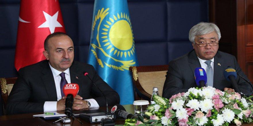 Kazakistan'dan FETÖ ile mücadeleye destek