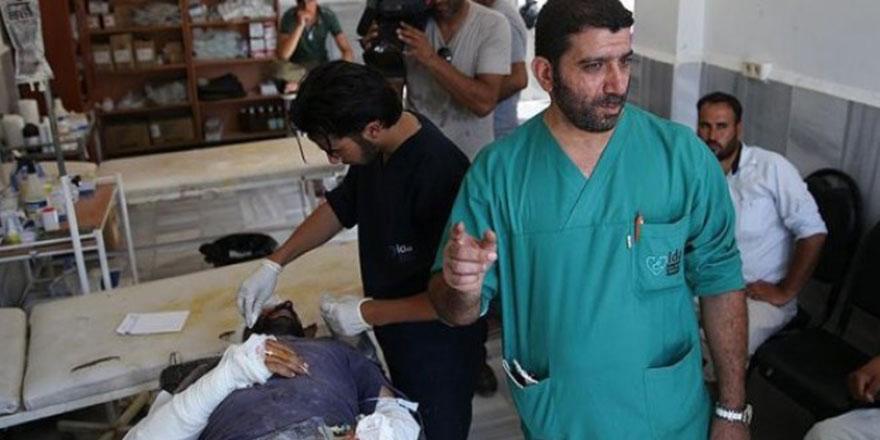 Halep'te, her 10 bin kişiye 1 doktor düşüyor