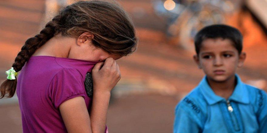 Suriye'de 2 milyona yakın çocuk okula gidemiyor