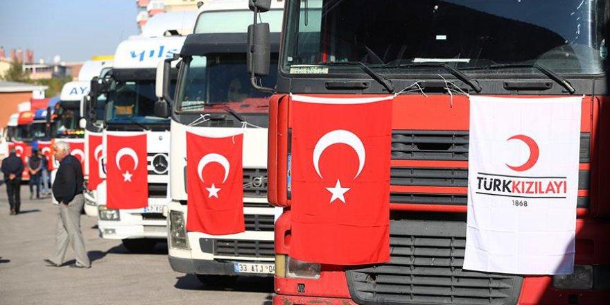 Türk Kızılayı'ndan 'Musul da Senin Yurdun' yardım kampanyası