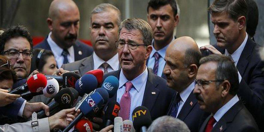 ABD: Türkiye'nin operasyonlara katılmasını istiyoruz.