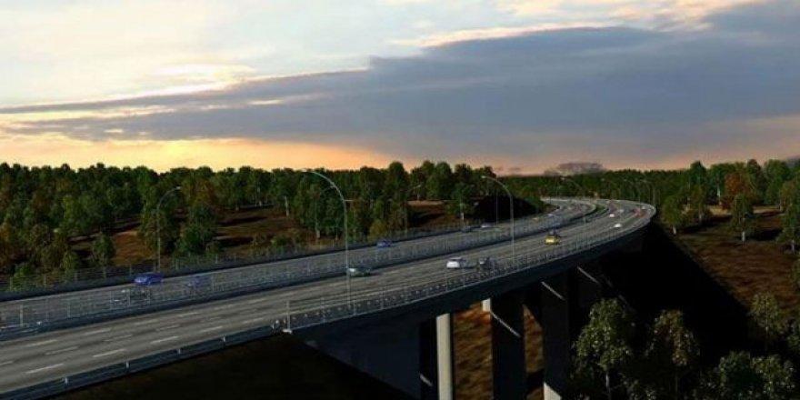 Kuzey Marmara Otoyolu İçin dev kamulaştırma kararı