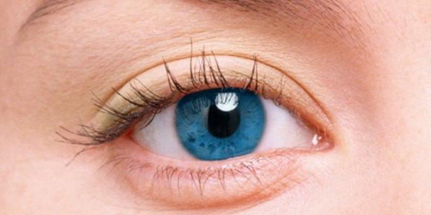 Göz tansiyonu görme kaybına yol açabilir