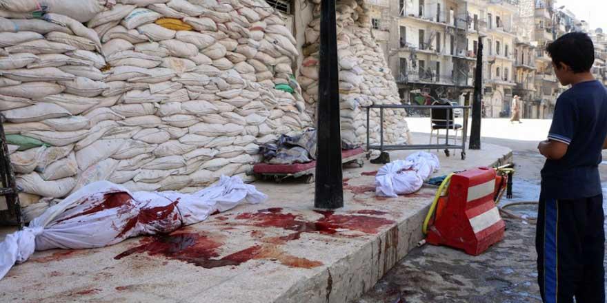 Halep, Birleşmiş Milletler'de 'mezbaha' olarak tanımlandı