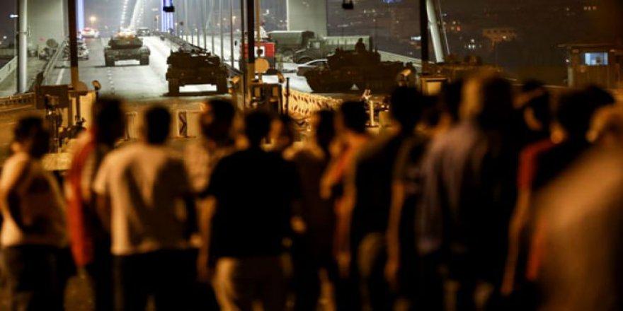 15 Temmuz darbe girişiminin İstanbul'daki ilk iddianamesi kabul edildi