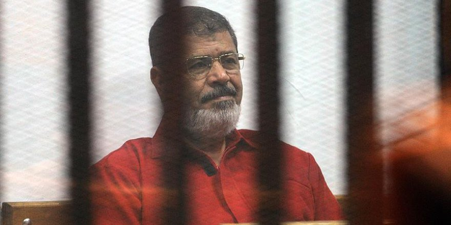 Mursi'ye 'Sayın Cumhurbaşkanı' diyen spiker açığa alındı