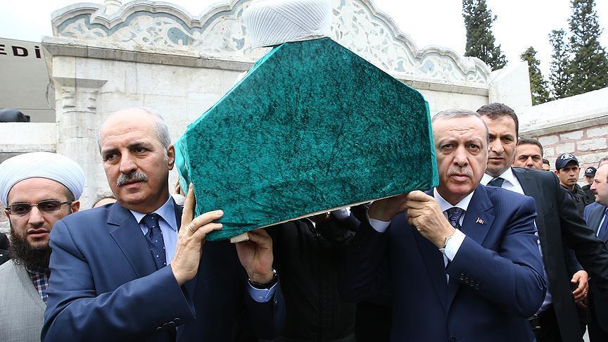 İslam alimi Baytan son yolculuğuna uğurlandı