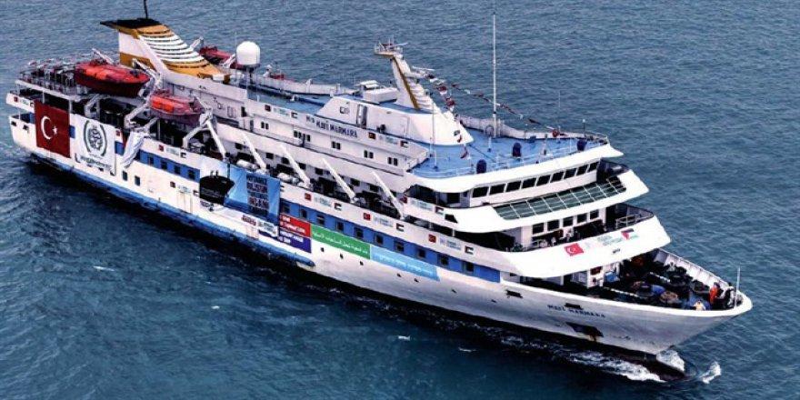Mavi Marmara uluslararası sistemi sallıyor