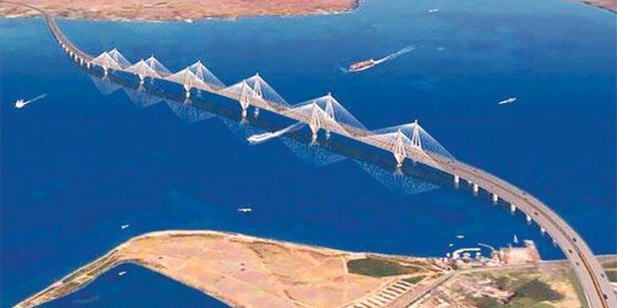 Çanakkale Köprüsü 25 milyar liraya mal olacak