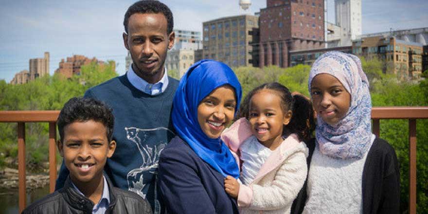 ABD'de Somalili Müslüman kadın aday ön seçimi kazandı