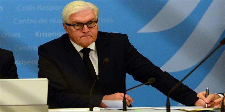 Almanya Cumhurbaşkanı Steinmeier: Müslümanlar nefretle karşılaşıyor