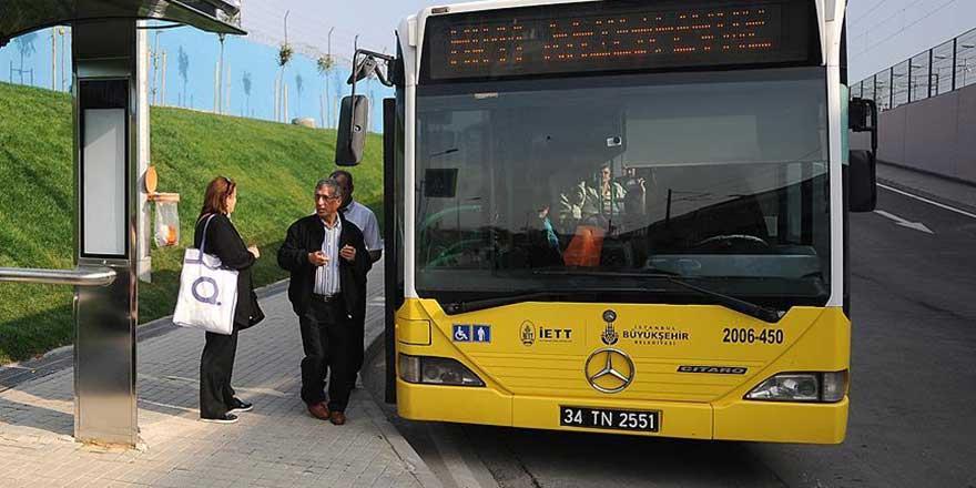 İstanbul'da toplu taşıma araçlarında virüs denetimi