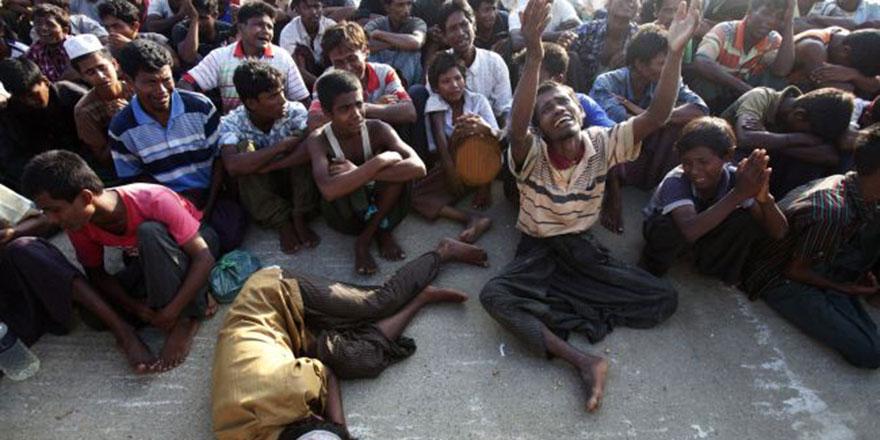 ABD'ye, 'Myanmar ordusuna daha fazla yaptırım' çağrısı