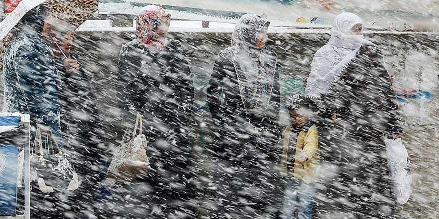 Meteoroloji'den son dakika açıklaması: Kar yağışı geliyor