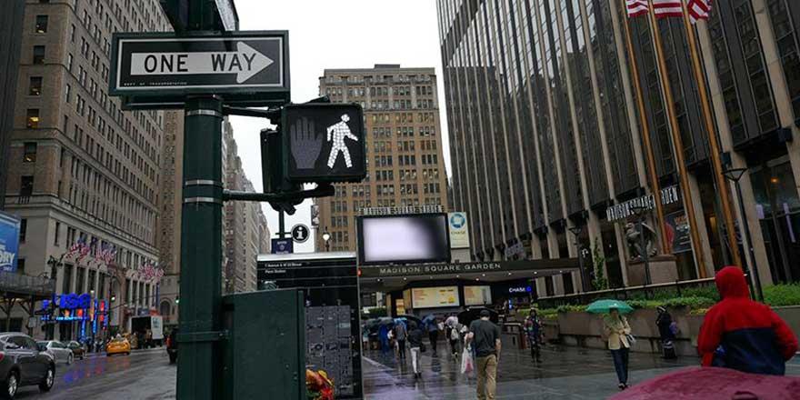 New York'ta 'Ermeni yalanlarına son' eylemi