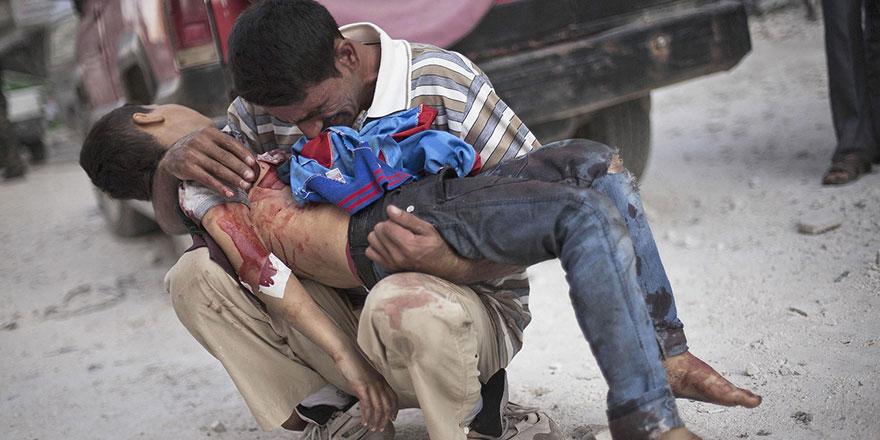 Rusya, İran ve Esed 8 yıllık Ramazan ve bayramlarda 19 bin sivil öldürdü