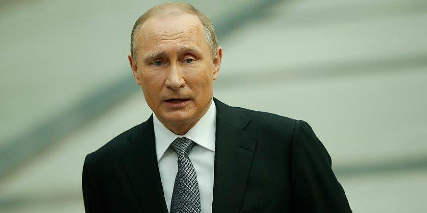 Putin, İran'daki terör saldırılarını kınadı