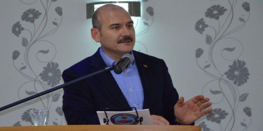 Bakan Soylu: 'ABD Suriye ve Irak'ı terör laboratuvarına dönüştürdü'