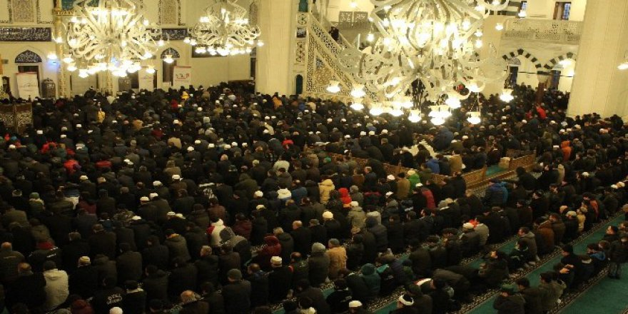 'Önce namaz' etkinliği gerçekleştirildi