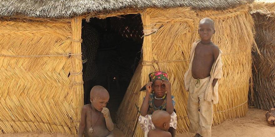 Nijerya açlık dramına sahne oluyor