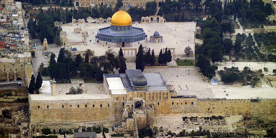 Kudüs ulemasında Ayasofya Cami sevinci