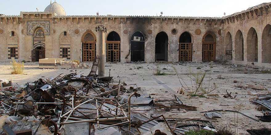 UNESCO'nun Halep raporu: Tarihi binaların yarısı zarar gördü