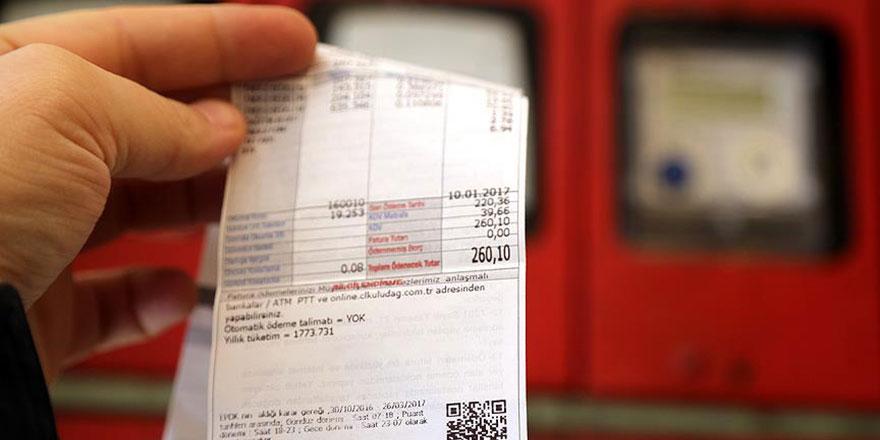Sahte fatura ödeme noktalarına karşı uyarı