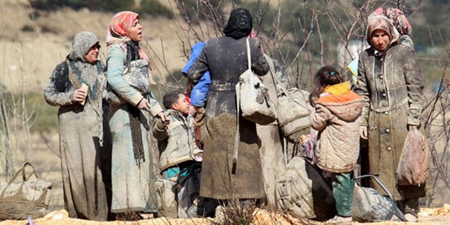 Gıda Yardımı Programlarından Faydalanan Mültecilerin Sayısı 960 Bine Ulaştı