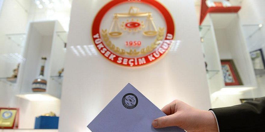 YSK, referandumda bir sandıkta oy kullanacak seçmen sayısını belirledi