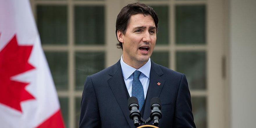 Kanada Başbakanı Trudeau'dan namazlı, Haclı Kurban Bayramı mesajı