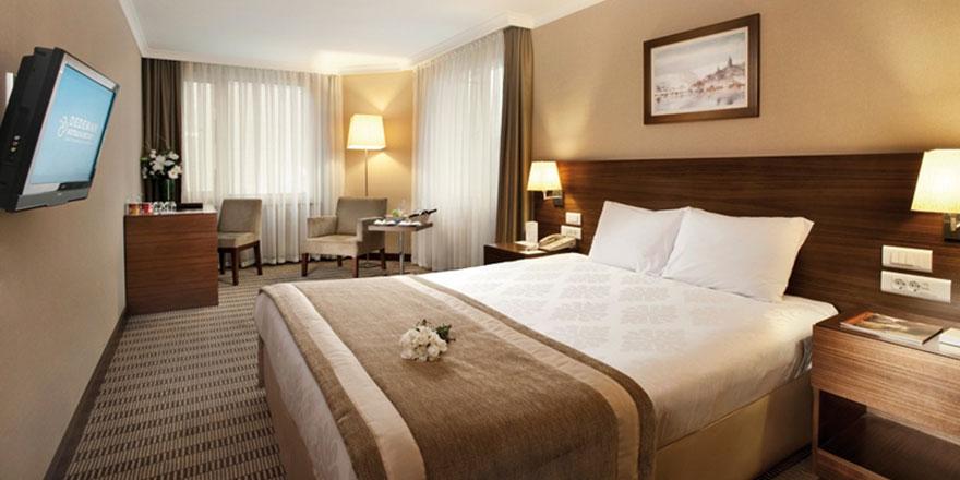 Otel doluluğunda İstanbul, Barcelona ve Londra'yı geçti