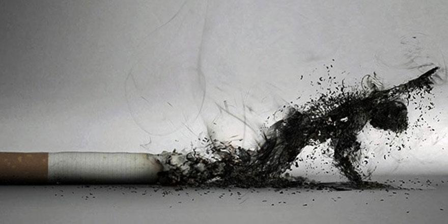 Sigara içmek kanser riskini 30 kat arttırıyor