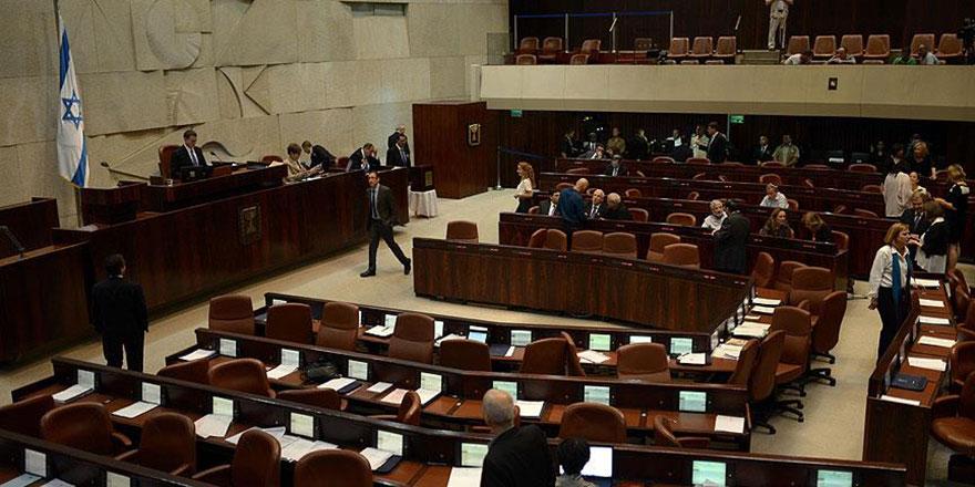 'Yahudi Ulus Devleti' İsrail parlamentosunda onaylandı