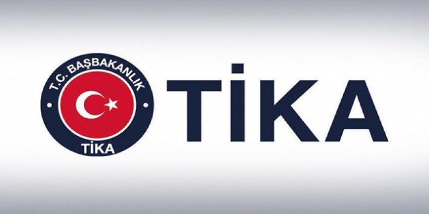 TİKA'dan Ukrayna'ya yardım eli