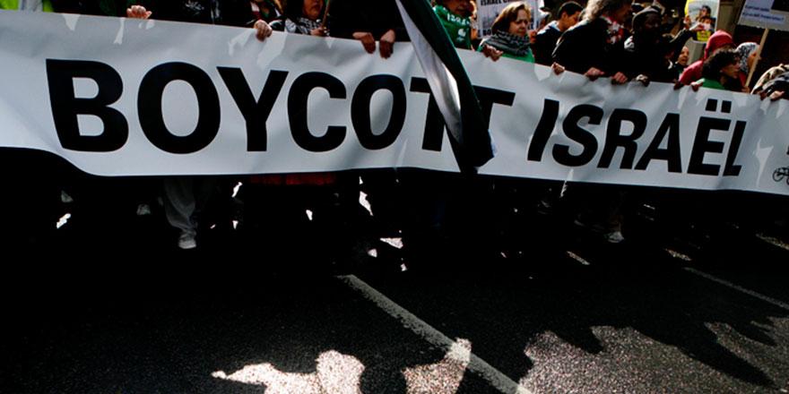 İsrail'e boykot çağrılarına dünyadan ciddi destek geliyor