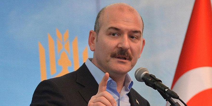 İçişleri Bakanı Soylu'dan terör örgütü PKK açıklaması