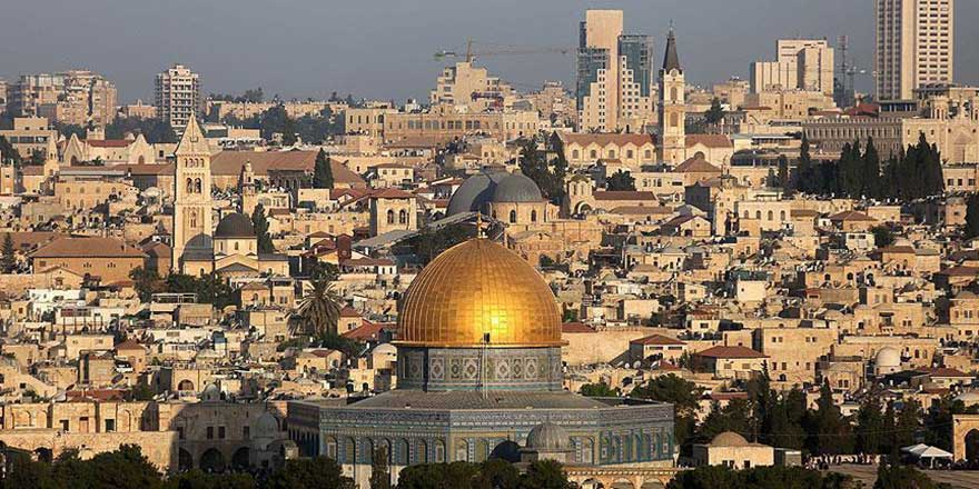 ABD'den işgalci İsrail'e Kudüs desteği