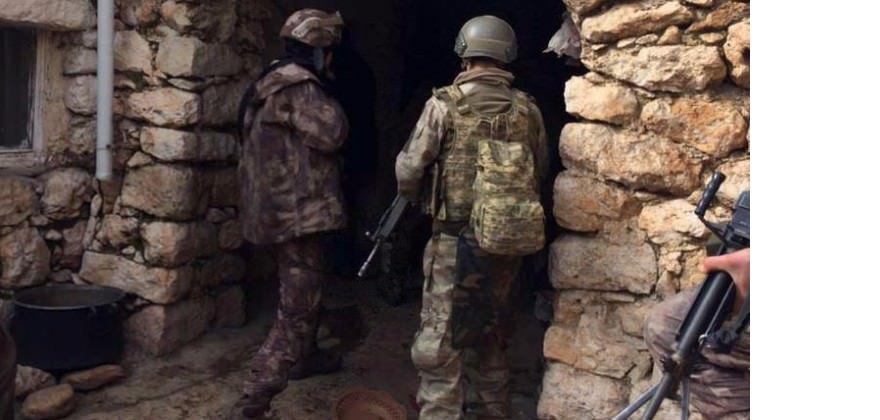 İkna yoluyla 5 PKK terör örgütü mensubu daha teslim oldu