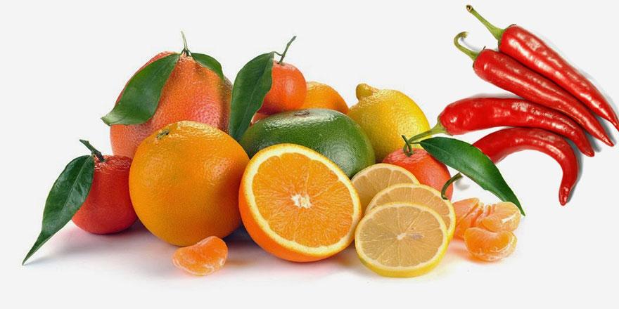 'Demir eksikliği tedavisinde C vitamini tüketin'