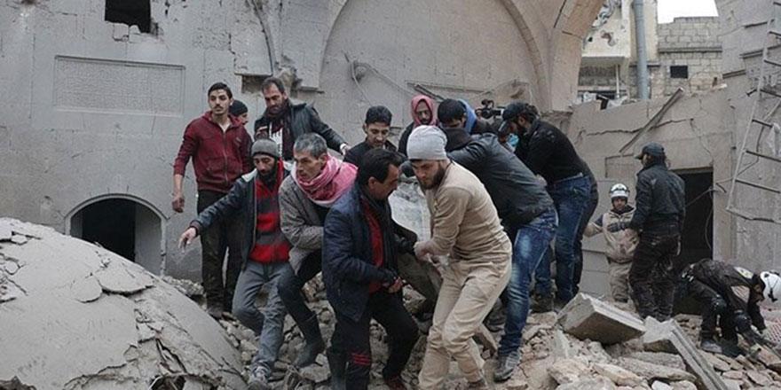 DEAŞ'la mücadele adı altında 3 bin masum sivil öldürdüler