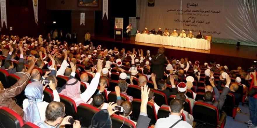 Dünya Müslüman Alimler Birliği: İsrail'in ilhak planına sesiz kalmak ihanettir