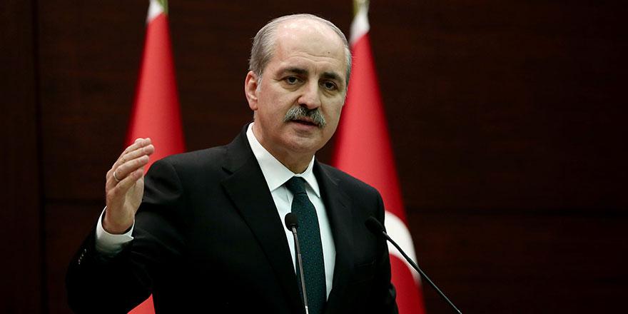 Kurtulmuş: Erdoğan, 21 Mayıs'ta AK Parti'nin genel başkanı olacak