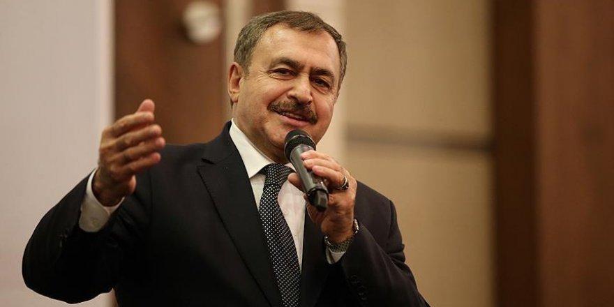 """Eroğlu: """"PKK kürtlerin de Türklerin de düşmanı"""""""