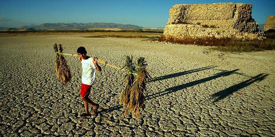 İsraf etmeyelim: Dünyada ve Türkiye'de su kaynakları azalıyor